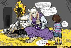 """asgore - Buscar con Google<-----Even after all these years, Asgore's still in love with her. See: """"What a woman."""""""