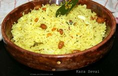 Lemon Vermicelli is an all time favorite breakfast for south Indians. This recipe is a no onion no garlic dish.  Recipe link -> http://ift.tt/2k6ujnb #Vegetarian #Recipes