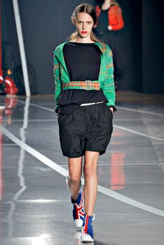Y-3 Spring 2012 Ready-to-Wear Collection Slideshow on Style.com