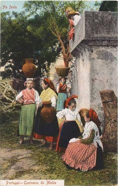 Trajes de Guimarães
