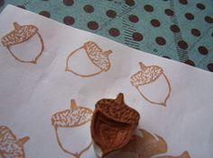 acorn stamp