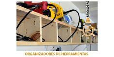 Ideas de organizador de herramientas