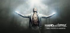 Headhunterz' Hard with style podcast