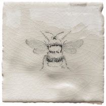 Bumble bee tile - love it!