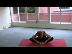 YOGA for FLEXIBLE HIPS & ENDOMETRIOSIS with YogaYin Part One. These poses are all regular, normal stretches, but the sequence is very relieving, and I like her descriptions and guidance of good technique.
