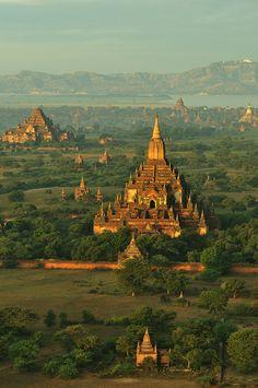Look so much forward to see this!!Bagan Temples, Bagan, Myanmar