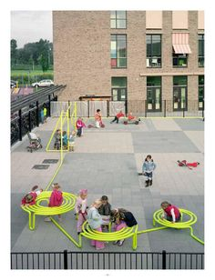 New Children Play Facilities Design - World of Child Heart