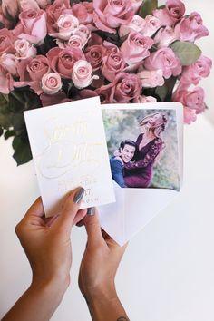 Kenza x Aleksandar - Save the Date Cards