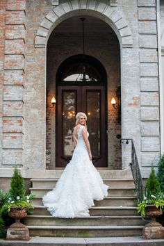 Annesdale Mansion Wedding, Memphis