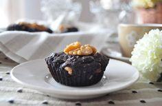 Brownies de chocolate negro: http://www.blogcocina.es/2011/11/14/receta-brownies-de-chocolate-negro/