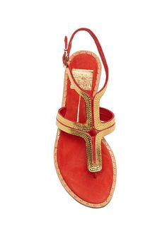 I can't breathe! Must have... Dolce Vita Delmy Cherry Suede Sandal Reg $100 Sale $49