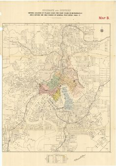 Brisbane Bubonic Plague Deaths Map from 1900 to 1907 - The map shows deaths from bubonic plague in the Brisbane metropolitan area outside a one mile radius from the General Post Office between 1900 and 1907. Bubonic plague killed 219 Queenslanders between 1900 and 1909, as Australia was struck by several outbreaks in the opening two decades of the 20th century.  In total 1371 cases of plague were reported from around Australia and 535 deaths. Click on link to show enlarge map.