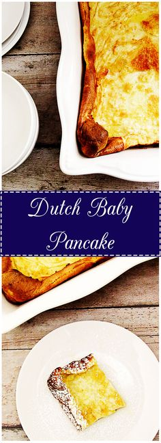 A Dutch Baby Pancake is a delightful variation of the usual breakfast routine.  It's soft, puffy, pillowy, and full of custardy goodness.   via @berlyskitchen