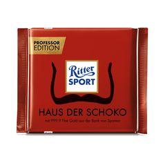 Ritter Sport, Packing, Schokolade, Love, Gifts, Bag Packaging