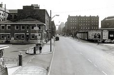 Leeds City, Haunting Photos, West Yorkshire, My Town, Back In The Day, Old Pictures, The Past, England, Street View