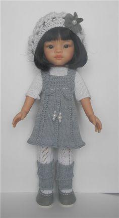 Весенний комплект для Паолочек / Одежда для кукол / Шопик. Продать купить куклу / Бэйбики. Куклы фото. Одежда для кукол