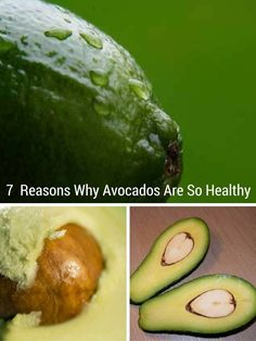 7 Reasons Why are Avocados So Good for You