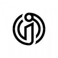 Letter I Logo, Innocence Project, Alphabet Stencils, Personal Logo, Shop Logo, Logo Ideas, Journalism, Vector File, Logo Inspiration