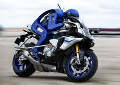 The MotoBot, An Autonomous Motorcycle-Riding Robot That Claims to Surpass Human Skill