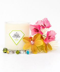 Love this Hawaiian Islands Prize Candle on #zulily! #zulilyfinds
