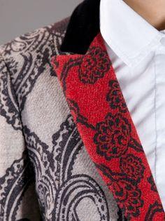 ETRO Patterned coat