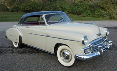 1950 Chevrolet Bel Air Coupe