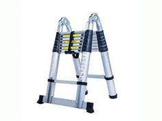 Senrob Aluminum Telescopic Extension Ladder Best Ladder, Telescope