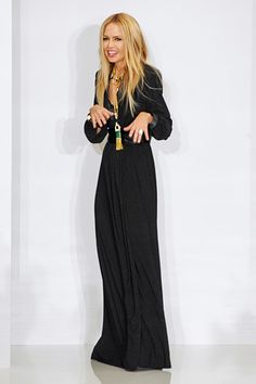 rachel zoe after her nyfw fall 12 collection. i love her soooo cute