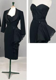 Jacques Fath   Haute couture, circa 1948/1950