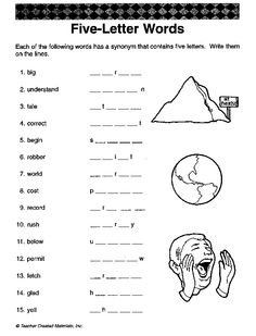 Critical thinking worksheets for 4th grade