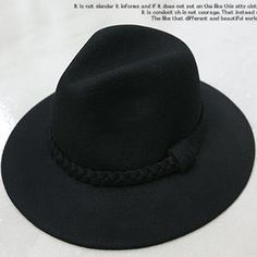 Buy 'NANING9 – Wool Fedora