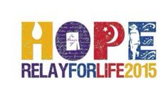 Relay for Life 2015 t-shirt