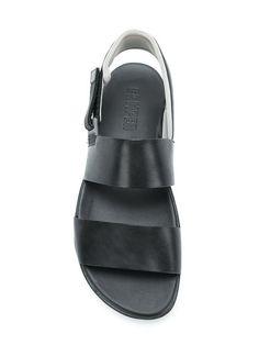 9fb5e15698485 Ted Baker London  Magnuss  Leather Slide Sandal (Men)