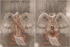 Sims2City: Little Angel Posebox