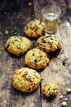 Faire un trait sur l'ordinaire avec les huiles végétales et mettre des cookies aux légumes au menu !