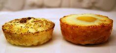The Baked Egg!   Carb Light Living™