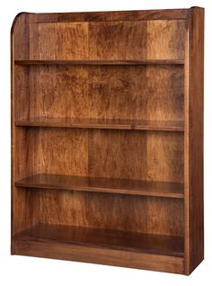 Amish Oak Ridge Bookcase Natural and simple, the Oak Ridge Bookcase is an excellent candidate for a contemporary decor. Book Display Shelf, Book Shelves, Storage Shelves, Modern Home Office Furniture, Amish Furniture, Furniture Storage, Oak Ridge, Contemporary Home Decor, Interior Decorating