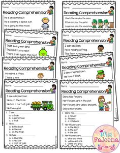 August Reading Comprehension Passages | Pinterest