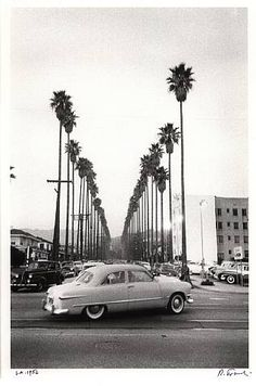 Robert Frank, LA, 1956