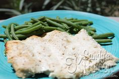 Sandy's Kitchen: Melt in Your Mouth Chicken-Take Shape for Life lean and green