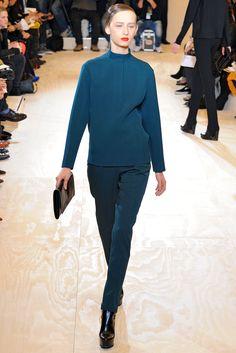 Jil Sander - Fall 2011 Ready-to-Wear - Look 9 of 49