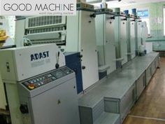 Here's some great news for all you print shops out there! You can now buy Used Adast Dominant Printing Machines at extremely reasonable prices!