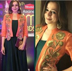 Haute spot for Indian Outfits. Pakistani Dresses, Indian Dresses, Indian Outfits, Kurta Designs, Blouse Designs, Indian Attire, Indian Wear, Red Lehenga, Lehenga Choli