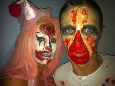 Scary pair