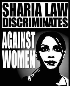 every nation which has allowed the advancement of Sharia into its culture is a nation where citizens do not enjoy the human rights that we enjoy today, under the law, in America