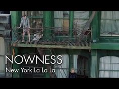 "▶ ""New York La La La"": A fashion-infused skate-short by Aaron Rose and André Saraiva - YouTube"