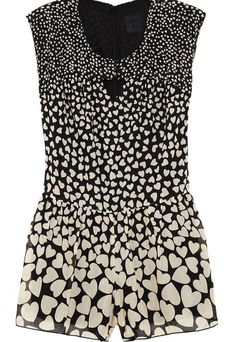 Small-->Large...Anna Sui playsuit at Net-a-Porter http://www.net-a-porter.com/product/191133