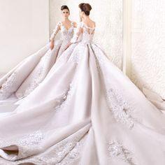 Inspirasi casamento | Vestidos de casamento, bolos, acessórios de noiva, cabelo, maquiagem, favores, planeamento do casamento e outras ideias para noivas