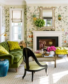 Colorful Connecticut Home by Ashley Whittaker - The Neo-Trad