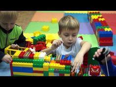Обучение и развитие детей с Лего Дупло